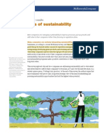 McKinsey Sustainability