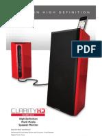 ClarityHD Brochure