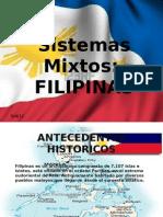 Sistemas Mixtos  FILIPINAS