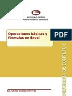 Practica N2-Operaciones Basica y Formulas