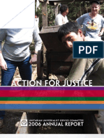 2006 — Action For Justice