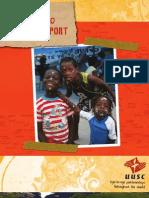 2010 — Eye-to-eye Partnerships Throughout the World