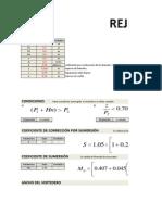 1 Cálculo y diseño de una obra de captación
