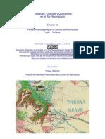 (Poblaciones Indígenas de la Cuenca del Reconquista)