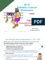 RCM vs PMO