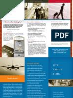 Global Entry Brochure