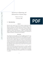 Pepijn van der Laan- Operads up to Homotopy and Deformations of Operad Maps