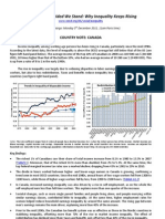 Canada Notes - OECD (2011)