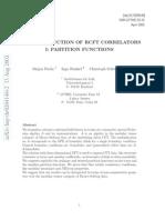 Jurgen Fuchs, Ingo Runkel and Christoph Schweigert- TFT Construction of RCFT Correlators I