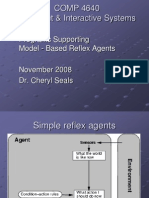 2.ModelBased Reflex Agent Intro