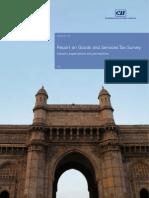 GST Survey Report _ Final[1]