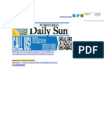 LULAC Scandal Reaches FBI - Puerto Rico Daily Sun - Timely News About Puerto Rico, The Caribbean and the World