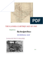 Kangra Earthquake 1905