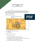 EI 1007 Power Plant Instrumentation