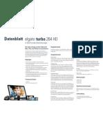Turbo.264 HD Datenblatt