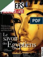 Le savoir égyptien - (Science Et Vie 2009)