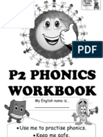 Tom's TEFL - P2 Phonics Workbook