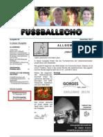 Fußballecho - online 12-2011