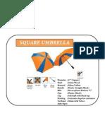 Umbrella Catalogue