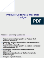 20284327 Product Costing Material Ledger Ppt