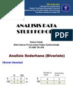 Analisis Data Studi Kohort