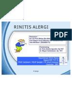 Presentasi Rinitis Alergi - Gianyar