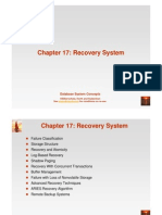 Ch13 Recovery System