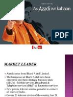 Airtel Brand Strategies