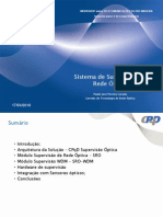 Sistema de Supervisao de Rede Optica - Cpqd