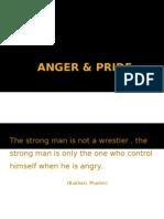 Anger & Pride