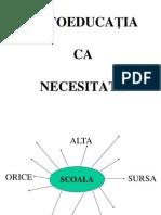 AUTOEDUCATIA-prezentare