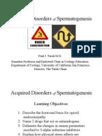 acquireddisordersofspermatogensis2011pauljturekmd-110710090722-phpapp01