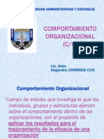 Co. Comport a Mien To Individual y Grupal - 2011-2
