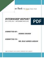 Mbl Report