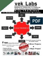 Industrial Trainings in Chandigarh