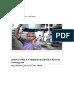 Indian Media & Communication