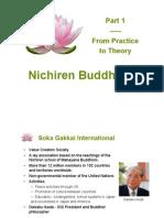 Nichiren Buddhism Practice Introduction