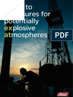 Guide to Enclosure for Potentially Explosive Atmosphere