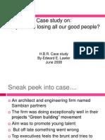 Case Study Sambian Loosing People