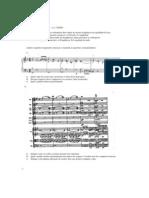Prova Simulada Teoria Musical I