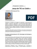 Artigo - Entendo Governança de TI