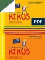 KIKUS Deutsch and English