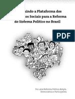 cartilha reforma política