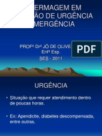 URGÊNCIA EMERGÊNCIA ALTO NIVEL