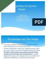 Van Der Walls 2