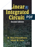 Linear Integrated Circuit [Second Edition by - D. Roychodhary Sahil B. Jain, New Age International,2000] From Uandista