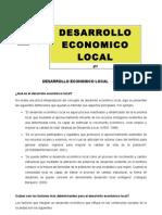 Desarrollo Economico Local