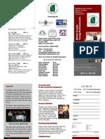 BCYP 2012 Brochure