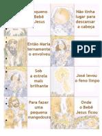 Livreto - O bebê Jesus