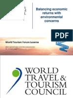 Balancing Economic Returns With Environmental Concerns_David P. Scowsill_WTFL 2011